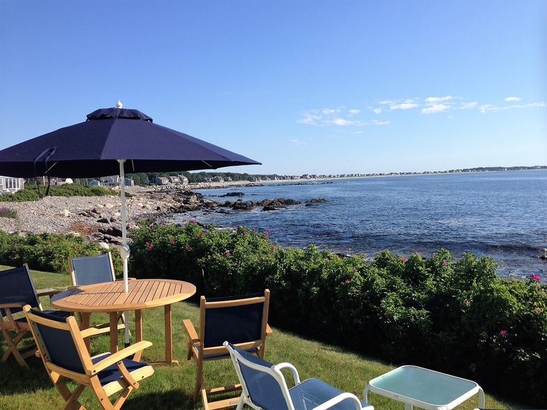 Maine Onthe Rocks Vacation Rental Biddeford Pool Me 04006