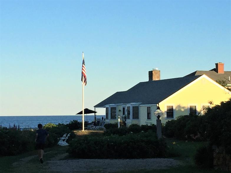 Maine Onthe Rocks Vacation Rental Biddeford Pool Me 04006